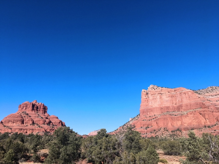 Sedona Arizona via FrolickingAround.com