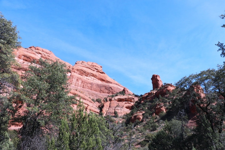 Sedona, Arizona via FrolickingAround.com